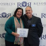 Resources Real Estate 3/2016 Team Spirit Award