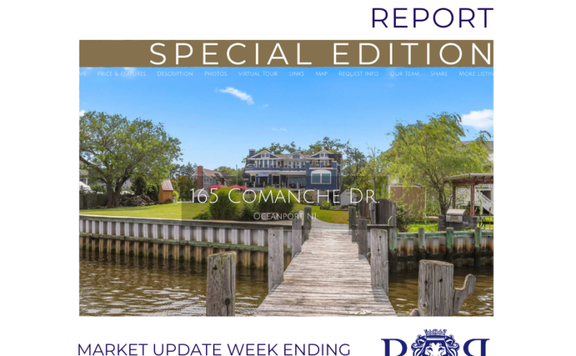 Monmouth County Real Estate Weekly Market Update – August 16 from Resources Real Estate