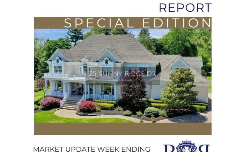 Monmouth County Real Estate Weekly Market Update – August 23 from Resources Real Estate