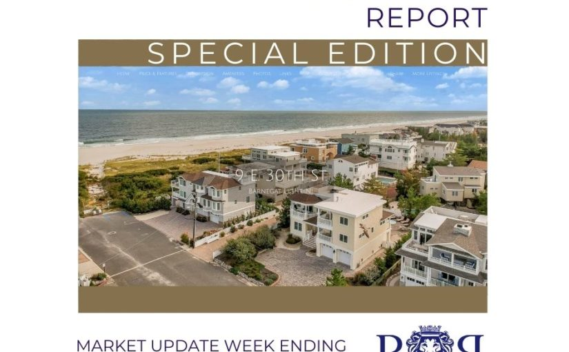 Monmouth County Real Estate Weekly Market Update – August 30 from Resources Real Estate
