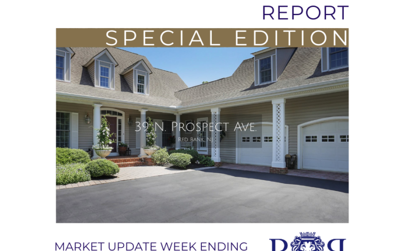 Monmouth County Real Estate Weekly Market Update – August 9 from Resources Real Estate