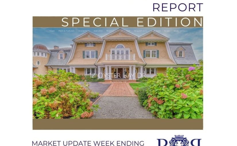 Monmouth County Real Estate Weekly Market Update – September 21 from Resources Real Estate