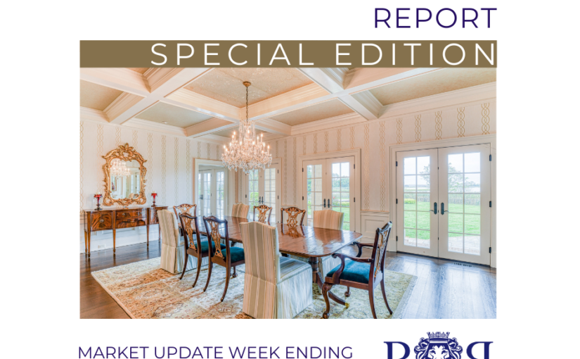 Monmouth County Real Estate Weekly Market Update – October 11 from Resources Real Estate