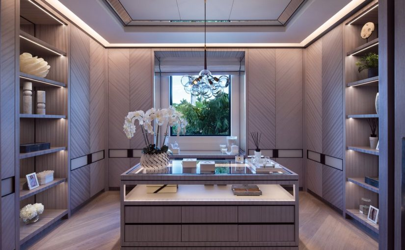 Dream Closets Offer a Tidy Refuge from the Everyday Life